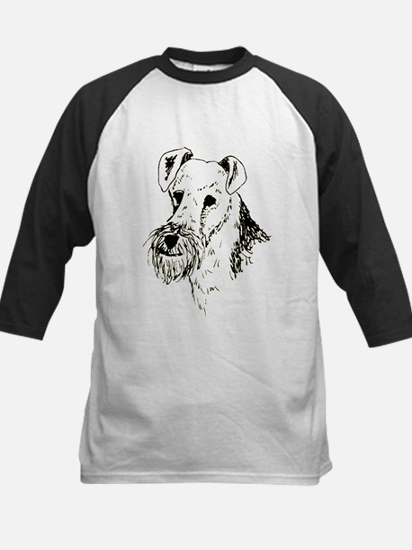 Wire Fox Terrier Baseball Jersey