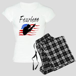 FEARLESS DIVER Women's Light Pajamas