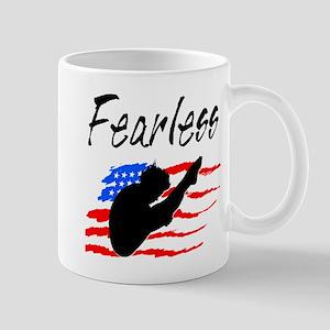 FEARLESS DIVER Mug