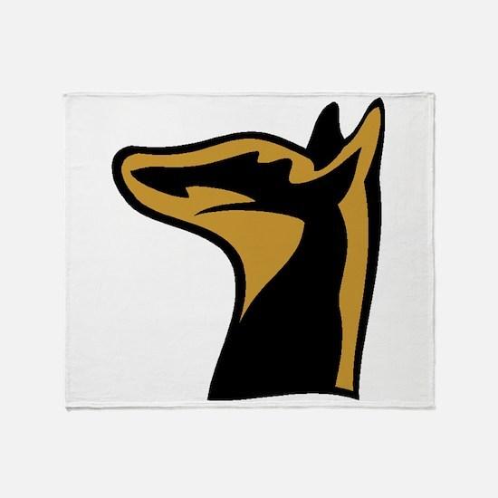 German Pinscher Throw Blanket