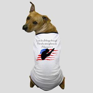 DIVER PRAYER Dog T-Shirt