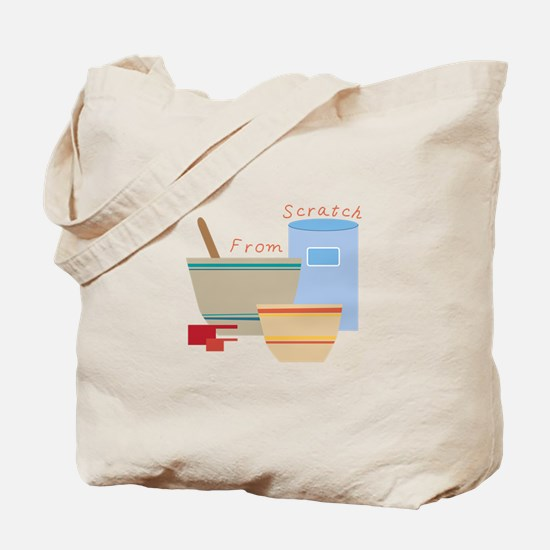 Scratch From Tote Bag
