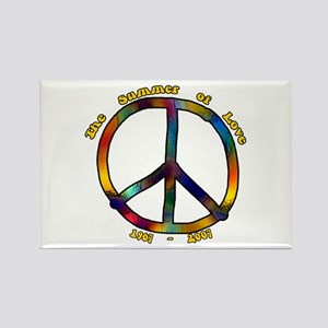 Summer of Love 1967 Rectangle Magnet
