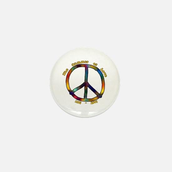 Summer of Love 1967 Mini Button