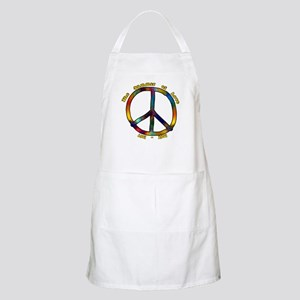 Summer of Love 1967 BBQ Apron