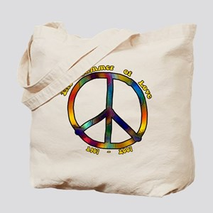 Summer of Love 1967 Tote Bag