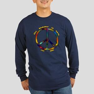 Summer of Love 1967 Long Sleeve Dark T-Shirt