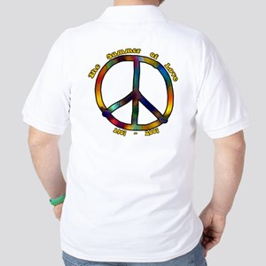 Summer of Love 1967 Golf Shirt