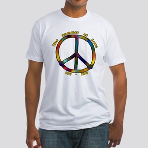 Haight Ashbury Celebration Fitted T-Shirt