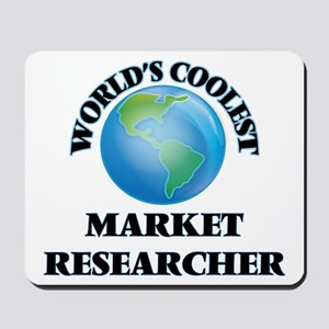 Market Researcher Mousepad