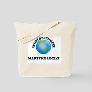 Martyrologist Tote Bag