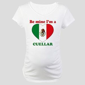 Cuellar, Valentine's Day Maternity T-Shirt
