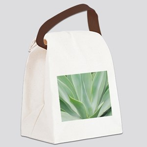 Agave Canvas Lunch Bag