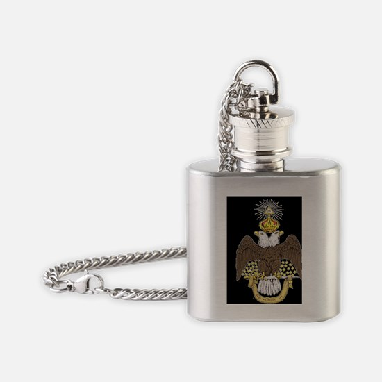 GIG Double Headed Flask Necklace