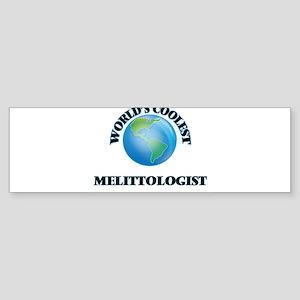 Melittologist Bumper Sticker