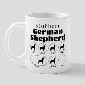 Stubborn Shepherd v2 Mug