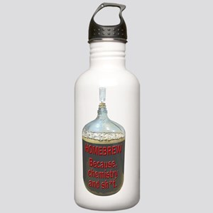 Because Chemistry Stainless Water Bottle 1.0L