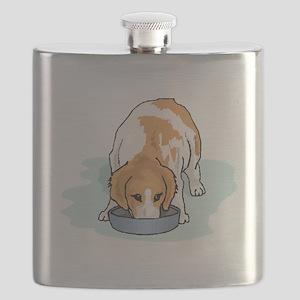 Kooikerhondje Flask