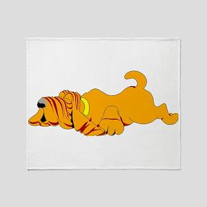 Bloodhound Throw Blanket