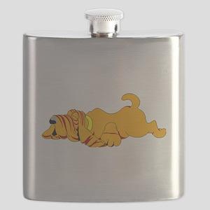 Bloodhound Flask