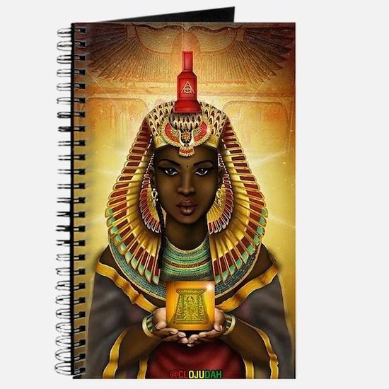 Egyptian Goddess Isis Journal