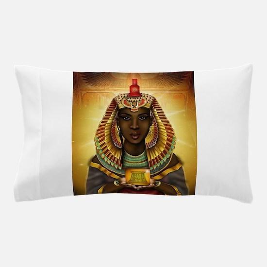 Egyptian Goddess Isis Pillow Case