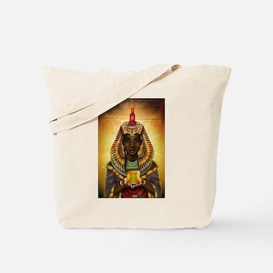Egyptian Goddess Isis Tote Bag