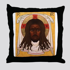 The Lion of Judah Throw Pillow