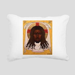 The Lion of Judah Rectangular Canvas Pillow