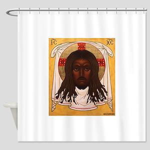 The Lion of Judah Shower Curtain