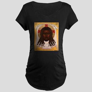 The Lion of Judah Maternity T-Shirt