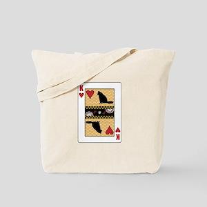 King Angora Tote Bag