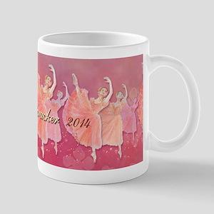 Waltz Of The Flowers 2014 Mug Mugs