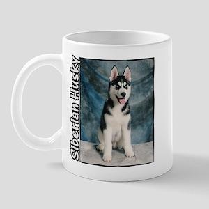 Siberian Husky Puppy Mug