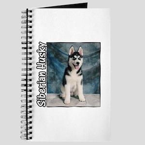 Siberian Husky Puppy Journal
