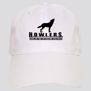 H.O.W.L.E.R.S. Logo Baseball Cap
