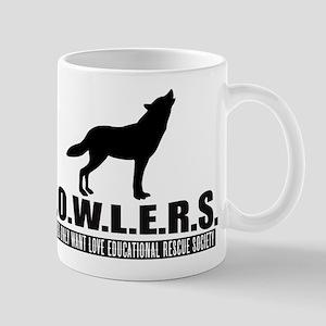 H.O.W.L.E.R.S. Logo Mugs