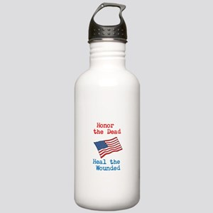 Honor the dead Stainless Water Bottle 1.0L