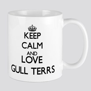 Keep calm and love Gull Terrs Mugs