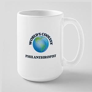 Philanthropist Mugs
