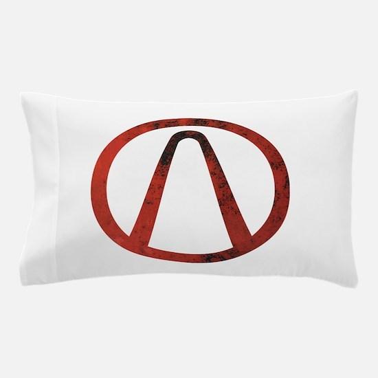 Borderlan Pillow Case
