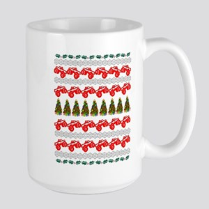 Redneck Ugly Christmas Sweater Mugs