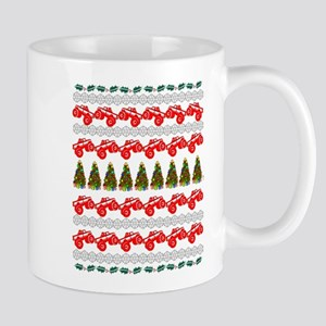 Redneck Ugly Christmas Sweater Mugs