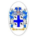 Hardie Sticker (Oval)