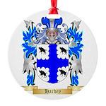 Hardey Round Ornament