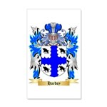 Hardey 35x21 Wall Decal