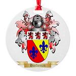 Hardeman Round Ornament