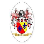 Hardeman Sticker (Oval)
