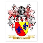 Hardeman Small Poster