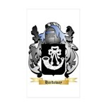 Hardaway Sticker (Rectangle 10 pk)